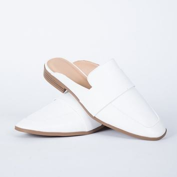 Clean Slate Loafers