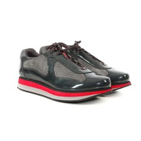Prada Sport Grey Sneakers