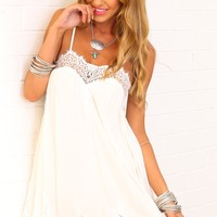 Kiss You Dress White