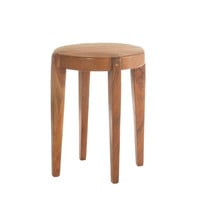 Classic Wooden Stool