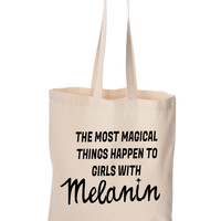 MELANIN MAGIC TOTE