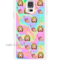 case,cover fits samsung models>Tie Dye,princess,stars,nails, Emoji,smiley faces