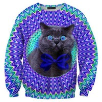 SWEATER CRAZY CAT