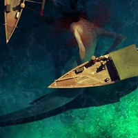 """Mermaid"" - Art Print by Sergey Kolesov"
