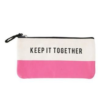 Keep It Together Pencil Pouch