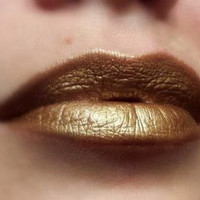 Soft Bronze Lipstick Nourishing - Polished Bronze - All Natural