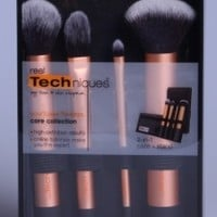 Real Techniques Core Collection Kit by Real Techniques - Shop Online for Beauty in Australia