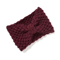 Honeycomb-Knit Ear Warmers for Women | Old Navy