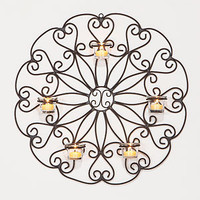Medallion Sconce | Candles and Candleholders| Home Decor | World Market