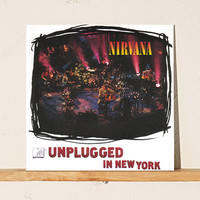 Nirvana - MTV Unplugged In New York LP   Urban Outfitters