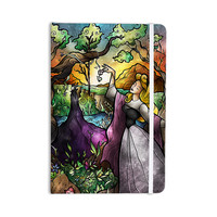 "Mandie Manzano ""I Know You"" Fairytale Forest Everything Notebook"