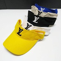 【Louis Vuitton】LV Empty top hat