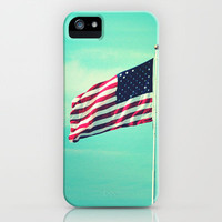 Old Faithful, Tried & True iPhone Case by Caleb Troy