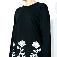 While Alive Long Sleeve T-Shirt