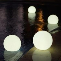 Chill Lite Bubble Floating Light Show - 3 Pack With Remote
