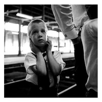Pre-owned Vivian Maier - Chicago (Boy Holding Ears) 1961-65