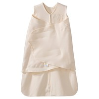 HALO® Sleepsack® 100% Cotton Swaddle - Cream - S