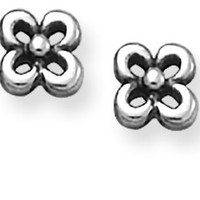 Blossom Ear Posts | James Avery