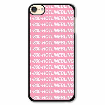 Drake Hotline Bling iPod Touch 6 Case