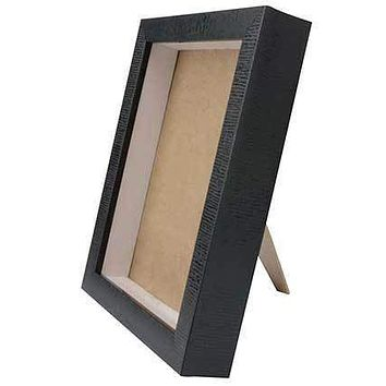 Shadow Box Frame Picture Frame Wall Display Case Pin Medal Display Case