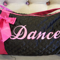 Popatu Dance Duffle Bag