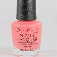OPI Nail Lacquer, Sorry I'm Fizzy Today, 0.5 Ounce