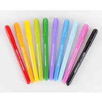 Bookfriends Rainbow small black gel pen 0.7mm