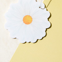 Daisy 2 White Car Air Freshener