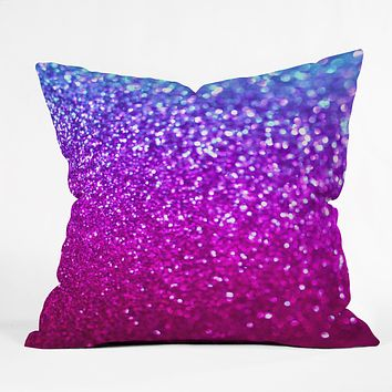 Lisa Argyropoulos New Galaxy Throw Pillow