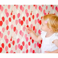 Balloons Removable Wallpaper