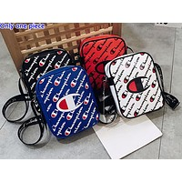 Champion Hot Selling Lady LOGO Printed Fashion Single Shoulder Bag