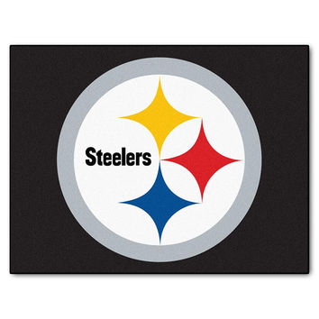 Pittsburgh Steelers NFL All-Star Floor Mat (34x45)