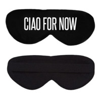 Ciao For Now Cotton Lux Sleep Mask