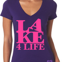 Philly LOVE Great Lakes t-shirt - Lake4Life - Promoting and preserving the Great Lakes lifestyle