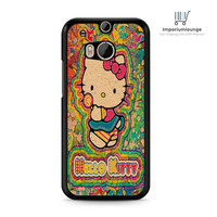 hello kitty vintage For HTC One M7 M8   M9 Case