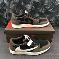 Travis Scott x Air Jordan 1 Retro Low OG TS SP \