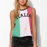 Chaser Italy Muscle Tee - Urban Outfitters