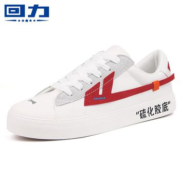 Original New Arrival  Warrior Men's And Women's  Classics Unisex Skateboarding Shoes Walking Sneakers