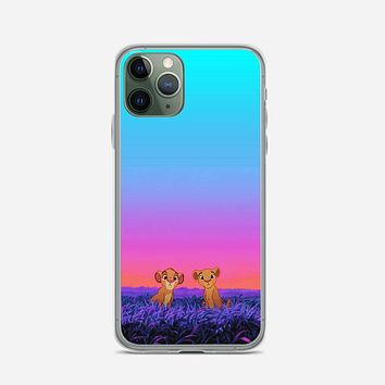 The Lion King Son iPhone 11 Pro Case