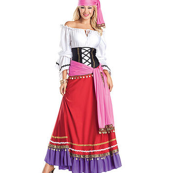 Be Wicked! Tempting Fortune Teller Costume Set - Women | zulily