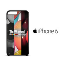 THE WEEKND THE TRILOGY COVER A1646 iPhone 6 Case