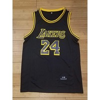 Los Angeles Lakers 24 Kobe Bryant Youth Jersey