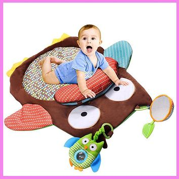 Friendly Forest Baby Activity Mat Baby Gym Foam Play Mats Education Toy Crawling Playmats Carpet Floor Baby Blanket 0~2 years