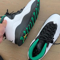 "Air Jordan 10 ""Seattle"" Retro Men Sneaker - Best Deal Online"