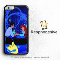Ariel Little Mermaid Sparkling iPhone 6 Plus Case