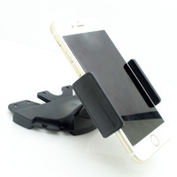 Universal Car CD Slot Phone Mount Holder Adjustable Cell Mobile Phone Holders car cd dash slot cell phone stand holder