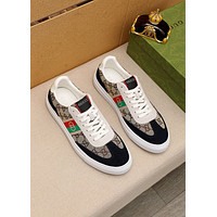 Gucci 2021Men Fashion Boots fashionable Casual leather Breathable Sneakers Running Shoes09080qh