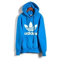 Adidas men and women wear stylish sweaters and hoodies F