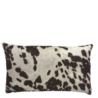 Cow Abunga Throw Pillow
