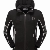 Philipp Plein Hooded Pullover Men M-2XL PP Hooded Pullover Men